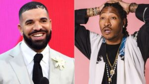 Drake Surprises Fans With A Guest Appearance During Future's Set At Wireless Festival